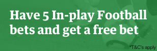 In-Play Offer